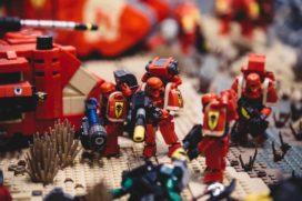 Afname winkelbestand en omzet speelgoedwinkels