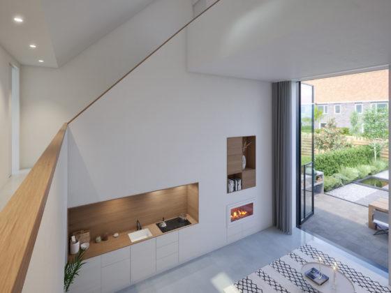 Van Wijnen gaat Funda's 'rijtjeskasteel' bouwen