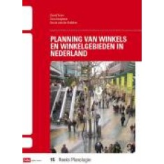 Planning van winkels en winkelgebieden in Nederland