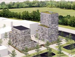 Bouw 144 woningen Zeeburgereiland begonnen
