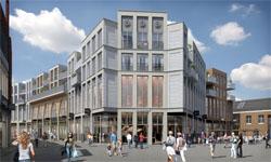Breda geeft akkoord voor plan Achter de Lange Stallen: 170 miljoen euro
