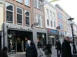 America Today opent flagshipstore in Utrecht