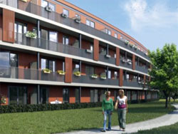 Begin bouw 49 starterappartementen in Almere Haven