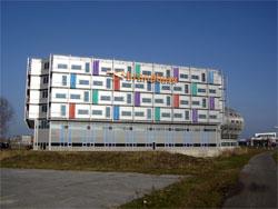 Cube Centre verhuurt minimaal 2.500 m2