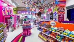 Candylicious opent winkel aan Rokin Amsterdam