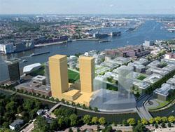Amsterdam in middenmoot bouwkosten