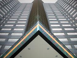 Toneelvoorstelling in Millennium Tower Amsterdam