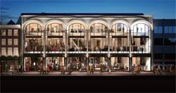 Begin bouw winkelpand van 5.100 m2