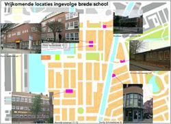 Ombouw scholen in Amsterdam-Zuid tot appartementen