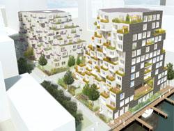 UBS: woningmarkt Amsterdam overgewaardeerd