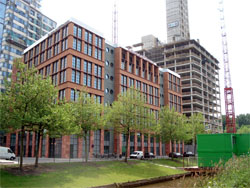 Vier beste kantoorlocaties in Amsterdam