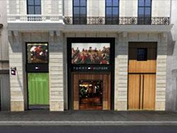 Meyer Bergman verwerft gebouw aan Champs-Élysées
