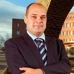 Barry van Sloten in directie Grontmij Nederland