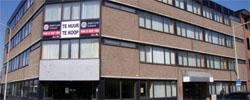 Studentenkamers in kantoorgebouw Breda
