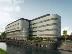 Starterswoningen in PTT-complex Utrecht