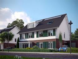 Overeenkomst voor 134 woningen in Culemborg