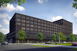 Leyten levert eerste fase op project Centree Rotterdam