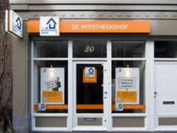 Nieuwe vestigingen De Hypotheekshop