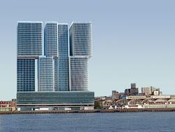 MAB en OVG vieren oplevering De Rotterdam groots