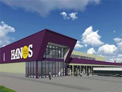 Hanos betrekt 25.000 m2 logistiek complex Delft