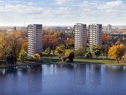 Begin bouw 126 appartementen in Den Bosch