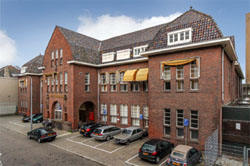 Luxe woonzorgcomplex in voormalige Bossche poli