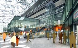 NS levert eerste winkelcasco's met innovatief concept op