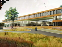 Toestemming voor bouw kantoren NAVO Den Haag