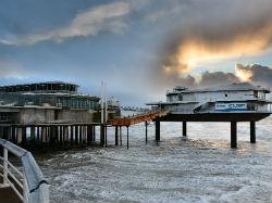 Ontmanteling probleemdeel Scheveningse Pier