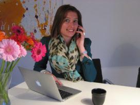 Sabine Bentvelzen: langs 'nieuwe markten' met Coen van Oostrom