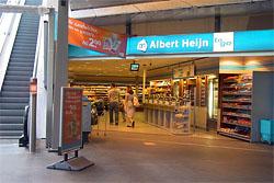 AH-winkels op benzinestations