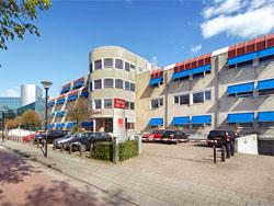 Appartementen in Amersfoorts kantoor