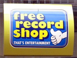 Hilco neemt Free Record Shop België over