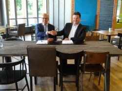 Van Wijnen renoveert hoofdkantoor Newomij