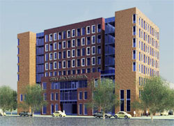 Ontwikkelcombinatie 023 bouwt kliniek in Haarlem