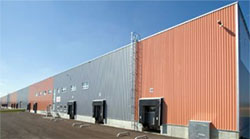 P3 bouwt in Tsjechië 20.000m2 voor Yusen Logistics