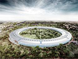 'Kosten hoofdkantoor Apple meer dan 5 miljard dollar'