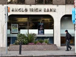 'Ierland gaat Anglo Irish Bank liquideren'