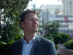 Jan Hein Tiedema commercieel directeur OVG