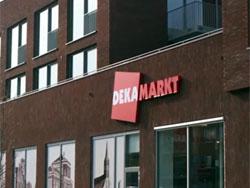 Nieuwe Dekamarkt Krommenie mooiste supermarkt