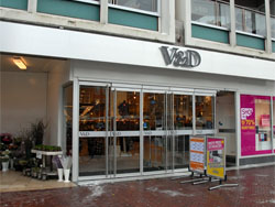Doorstart V&D na faillissement zeer lastig