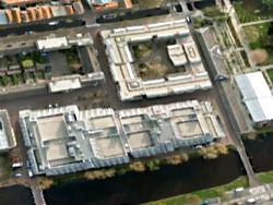 Woningen moeten plaatsmaken voor Universiteit Leiden