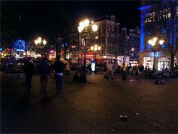 Amsterdam investeert 60 miljoen in Leidseplein