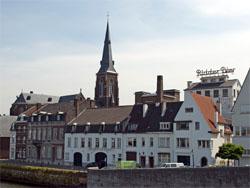 De rebellen van Mulleners veroveren Maastricht