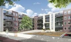 Fred verkoopt 126 appartementen aan APF/Amvest