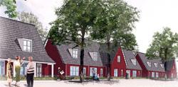 Pensioenfonds Landbouw koopt woningen in Waalsprong