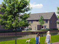 Syntrus Achmea koopt 48 woningen