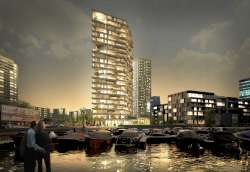 Amsterdam krijgt hoogste houten gebouw