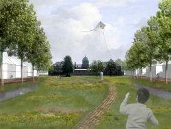 Herontwikkeling Bavo-terrein Noordwijkerhout
