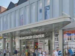 CBRE GI koopt winkelcentrum in Hamburg